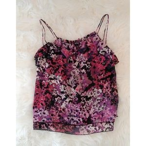 Express floral top S